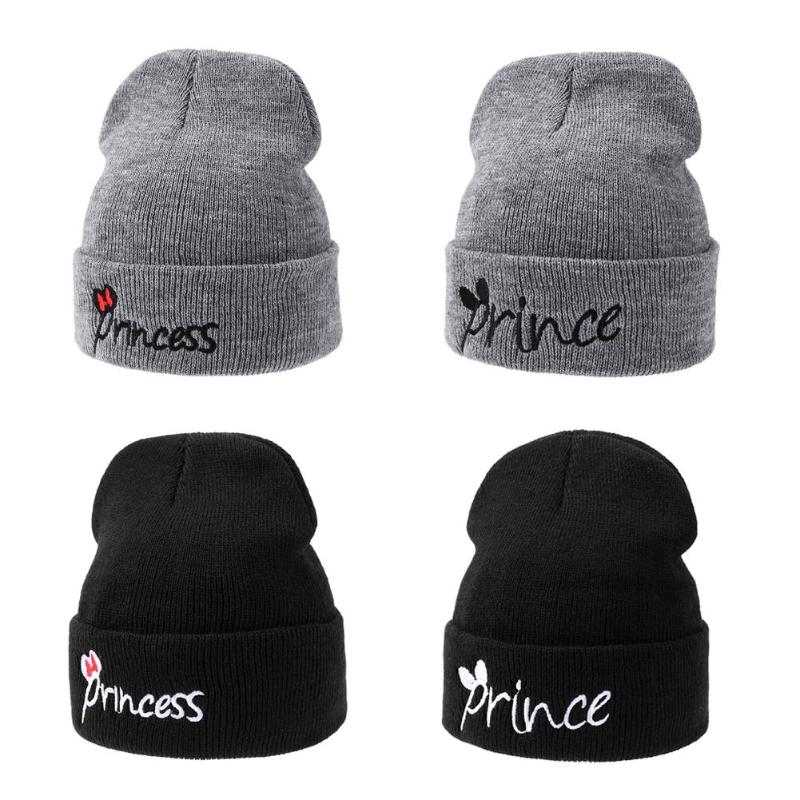 Fashion Winter Hats For Women Men Soft Wool Knitted Warm Cap Beanies ...