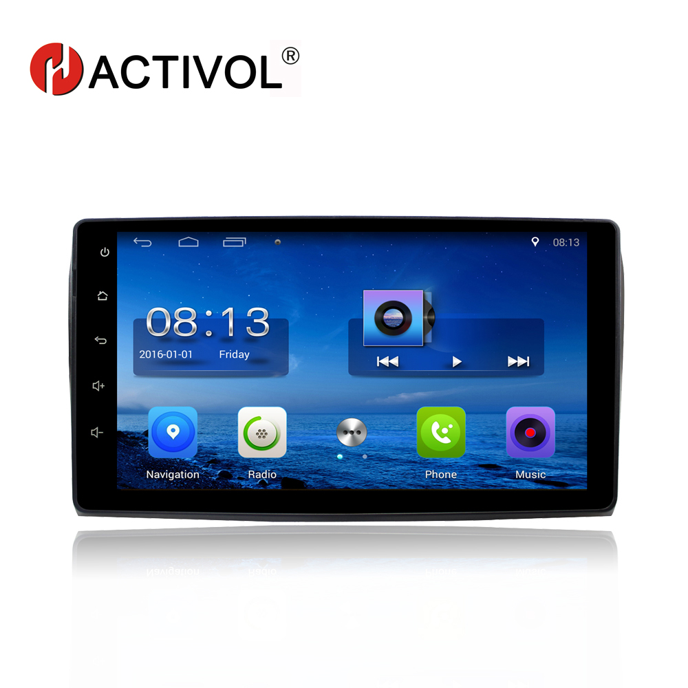HACTIVOL 9 Quad core car radio gps navigation for MAZDA 3 android 7.0 car DVD video player with 1G RAM 16 G ROM