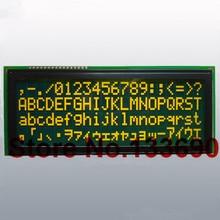 1pcs grotere 2004 20*4 20x4 grote karakter grote grootste maat 204 Geel op de blauwe lcd display module 146*62.5mm LC2042 AC204B