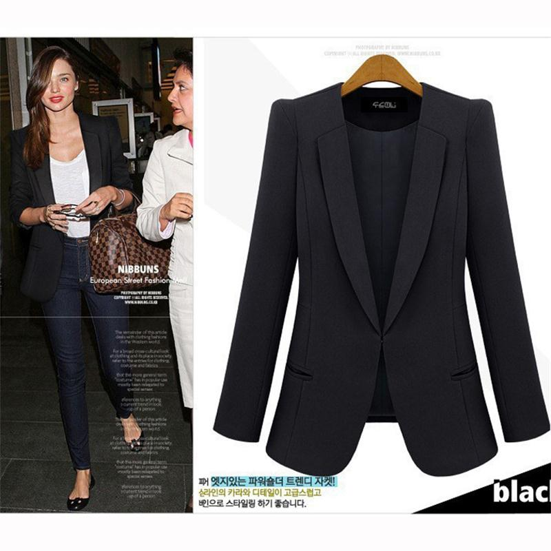 Compare Prices on Womens Blazer Breast Pocket- Online Shopping/Buy