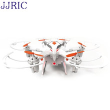 Hot JJRIC Mini RC 6 Axis LCD Display RTF Quadcopter Drone Toy with 200W HD Camera Levert Dropship Oct 06