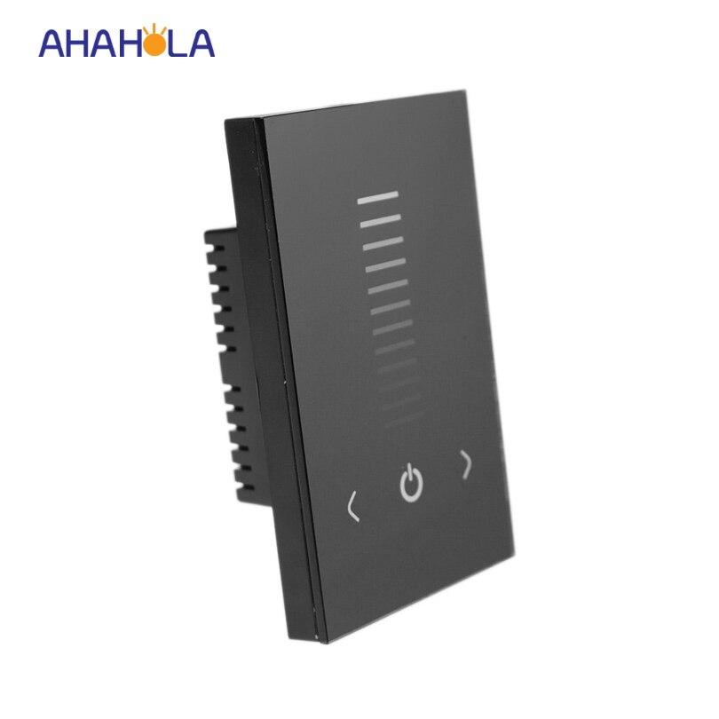 Ac 90 230 v wand touch schalter dimmer led 220 v lichter ausgang 0 ...