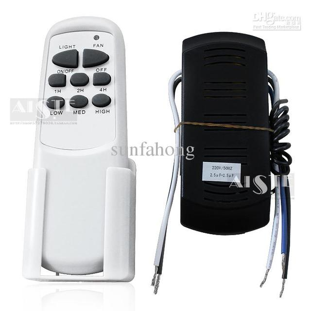 Ceiling Fan Light Remote Control Fan Lights Fan Lamp Receiver Infrared  Switch Radio Frequency Remote Control