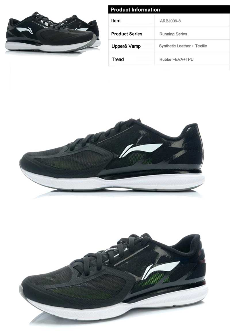 Li-Ning Superlight XI Outdoor Running Shoes Men Light Weight Mesh Breathable Cushioning Lace-Up Sneakers Shoes ARBJ009 XYP270 14