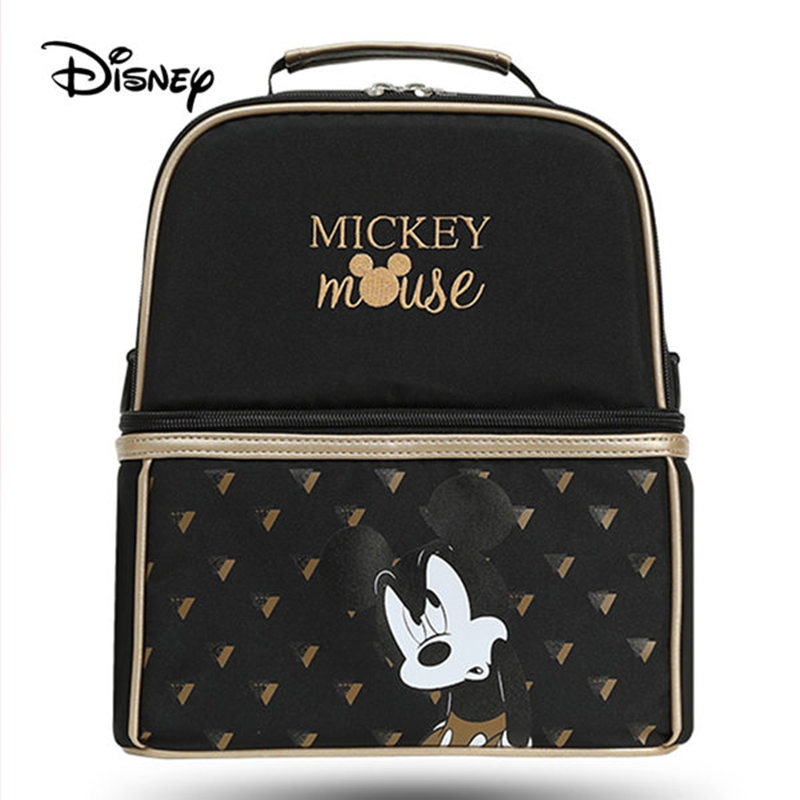 Disney Milk Food Storage Thermal Bag Warmer with Feeding Bottle Thermal Keeps Drinks Cool Backpack Mummy Bags Diaper BagsDisney Milk Food Storage Thermal Bag Warmer with Feeding Bottle Thermal Keeps Drinks Cool Backpack Mummy Bags Diaper Bags