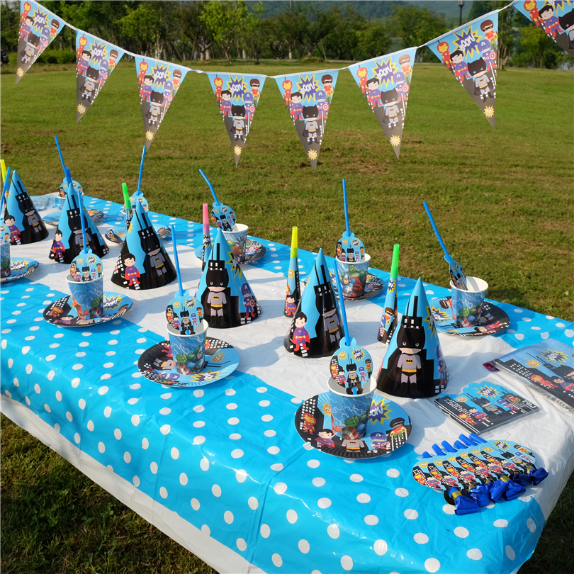 Kids Birthday Party Decorations Home