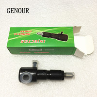 170F Fuel Injector Assembly For KIPOR KAMA YANMAR 2KW 3kw Diesel Generator spare parts,178F diesel engine injector