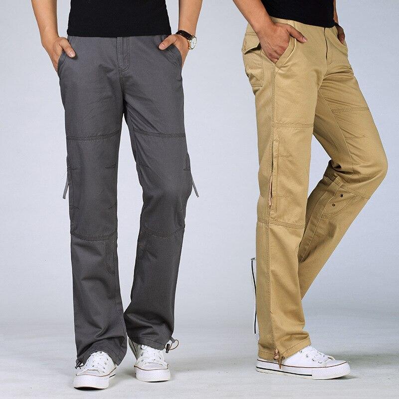 Мужские брюки карго Millitary Костюмы Тактический Брюки для девочек Для мужчин Открытый  ...