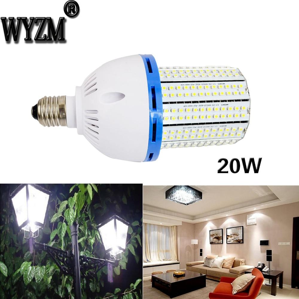4 Pack 20watt E26 Edison Base LED Corn Bulb Light Replace ...