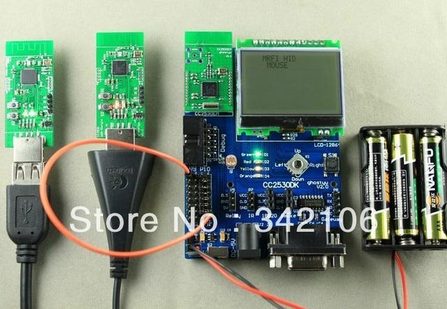Freies Verschiffen! 1 stück CC2531 USB Dongle F256 protokoll analyzer Ethereal packet sniffer-software-protokoll-analyse