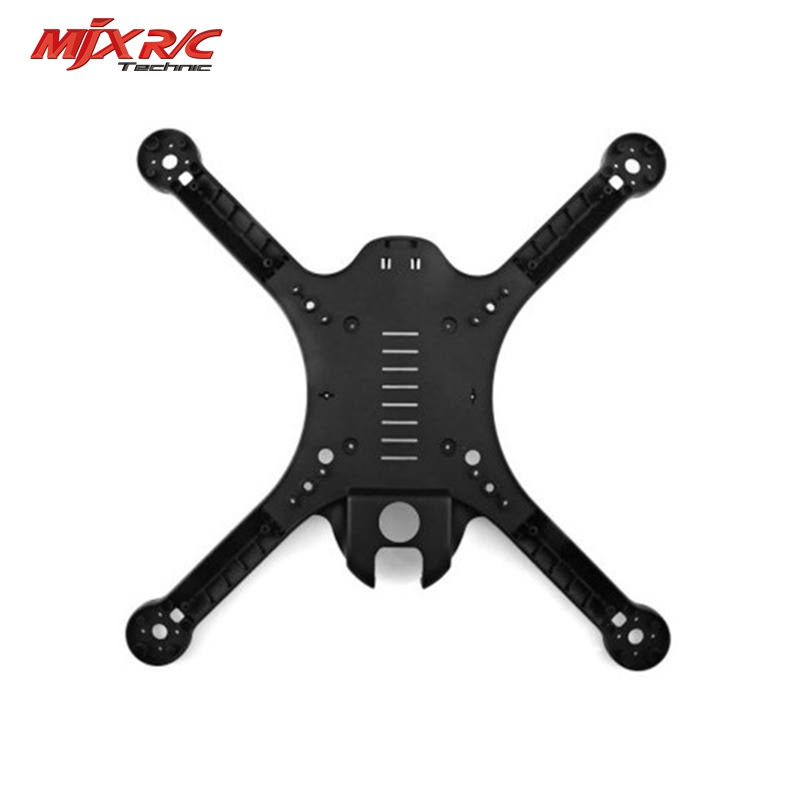 цены Free Shipping Original MJX Bugs 3 RC Quadcopter Spare Parts Lower Body Shell Cover For RC Quadcopter Accessories Accs Part