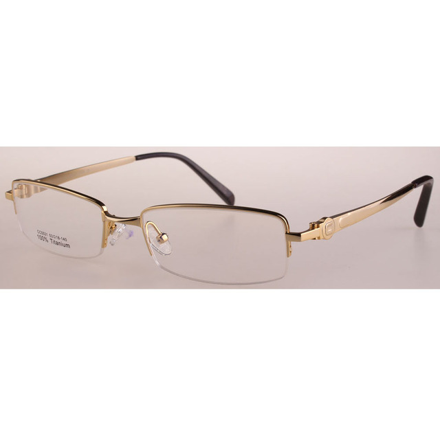 218330ccd19 ZOBWN Titanium Glasses Frame Men Rimless glasses high quality silhouette  women optical myopia Frameless Prescription Eyeglass