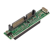 """2.5"""" IDE Female HDD SSD to 7+15P SATA Adapter Converter #4156"""