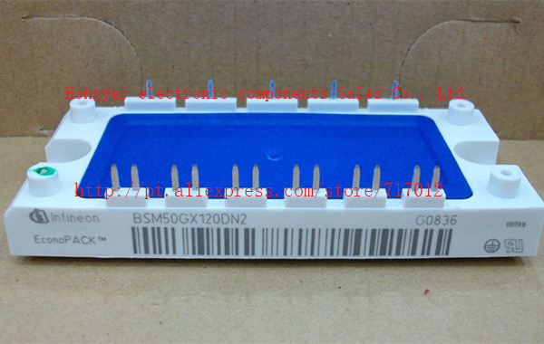 Free Shipping BSM50GX120DN2 No New(Old components,Good quality) IGBT :50A-1200V,Can directly buy or contact the seller.