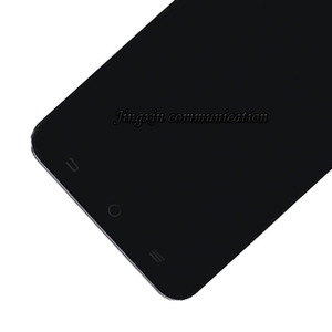"""Image 4 - Için zte Blade A506 LCD + dokunmatik ekran bileşenleri siyah ve beyaz için yüksek kaliteli yedek zte Turkcell T70 5.2 """"ekran"""