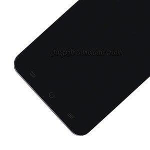 """Image 4 - Para zte Blade A506 LCD + touch componentes de la pantalla en blanco y negro reemplazo de alta calidad para zte Turkcell T70 5,2 """"display"""