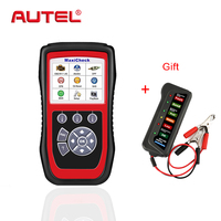 Autel Diagnostic Tool OBD2 Scanner EPB/ABS/SRS/SAS/Airbag/Oil Service Reset/BMS/DPF Code Reader for Car Update Online