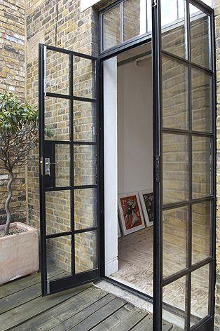 Metal Windows Corporation Metal Door Steel Entry Doors Glass Front Doors