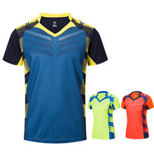 New Tennis shirts Men /Women, Badminton shirt , Table tennis t shirts, Table Tennis Jerseys ,Sports Running shirts A112(China)