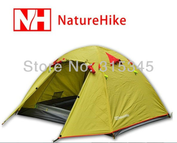 Naturehike Ultralight One Person Hiking Tent 3 Seasons Outdoor Waterproof Tent  sc 1 st  AliExpress.com & Naturehike Ultralight One Person Hiking Tent 3 Seasons Outdoor ...