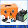 Free Shipping Orientek T40 FTTH Fiber Optic Splicing Machine Optical Fiber Fusion Splicer Welding Machine w/ Fiber Cleaver