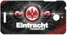 Eintracht Frankfurt Tampa do telefone Para HTC one X M7 M8 M9 Para Samsung Galaxy E5 E7 S3 S4 S5 S6 S7 Borda Mais Nota 3 4 5 caso