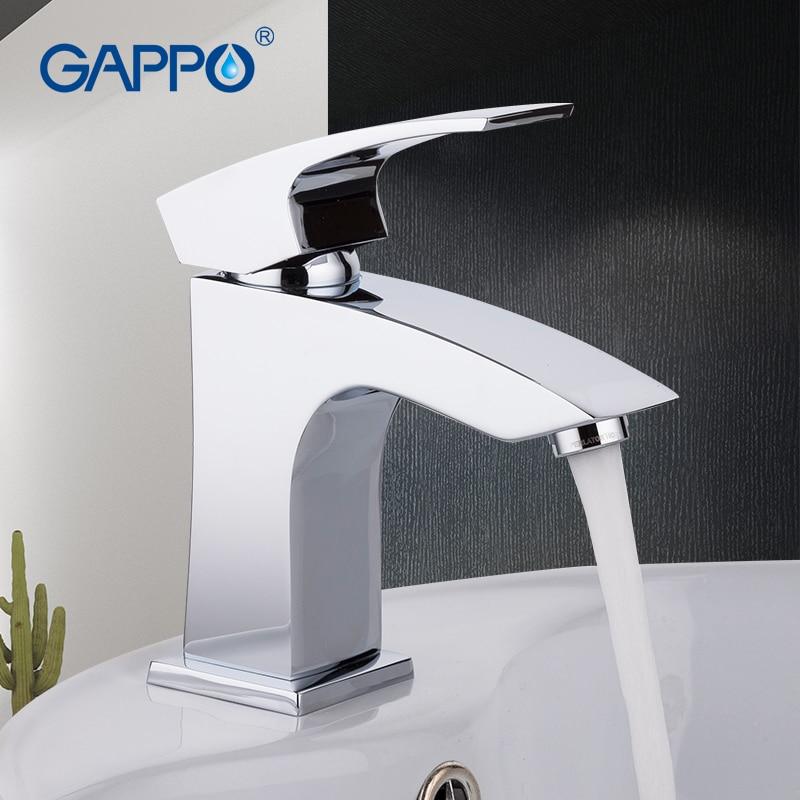 GAPPO água do banho misturador torneira da bacia de lavatório água da torneira do banheiro bacia mixer sink toque mixer Torneira Da pia torneiras de Banho torneira