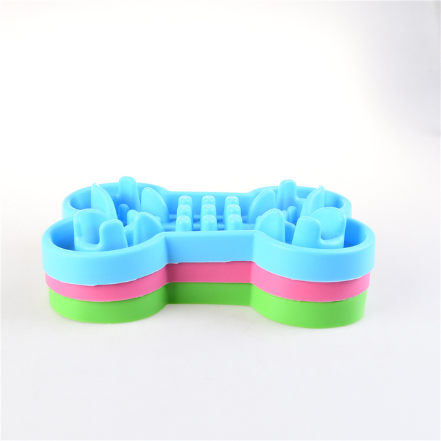Durable silicone pet dog cat inter