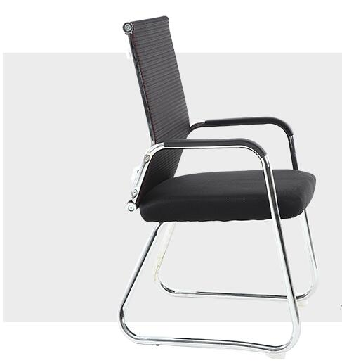 Купить с кэшбэком Office chair. Conference room clerk, bow-shaped leisure chair training conference board, human computer chair..