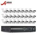 ANRAN 24CH HDMI NVR Камеры Безопасности Системы 9 ТБ HDD 2.0 Мегапиксельная 1080 P HD Водонепроницаемые ИК Ночного Видения Видео Камеры наблюдения