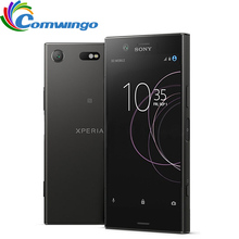 "Original Sony Xperia XZ1 Kompakte G8441 RAM 4 GB ROM 32 GB 4G LTE Android Octa-core 4,6 ""19MP WIFI GPS 2700 mAh Telefon"