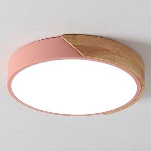 Image 4 - Modern  Bedroom Led Ceiling  Light Room Lights Lighting Fixture Ultrathin Led Ceiling Lamps For Living Room