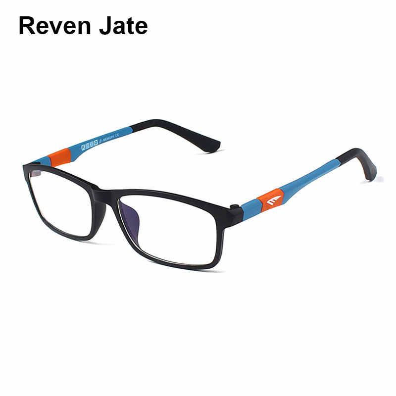 a3a49aa510c5 Reven Jate Optical Eyeglasses Ultem Flexible Super Light-Weighted Prescription  Optical Eye Glasses Frame
