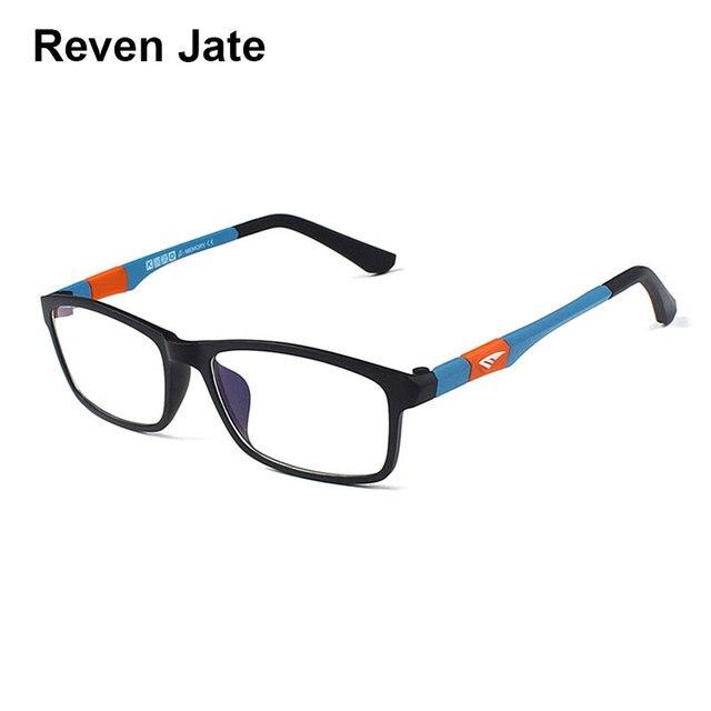 Reven Jate Ultem Óculos Ópticos Flexível Super Light-Weighted Prescrição de Óculos Óptica Quadro