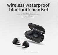 EB30 TWS Wireless Bluetooth Earphone Stereo Music Headset Touch Control Hifi Earphone With Mic Mini Earbuds