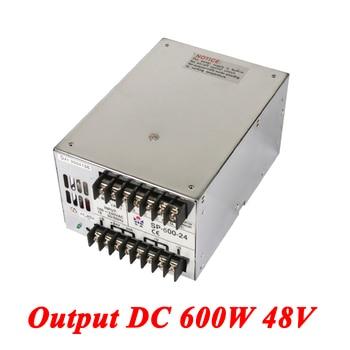 SP-600-48 PFC 600W 48v 12.5A,Single Output Industrial-grade Switching Power Supply,AC110V/220V Transformer To DC 48 V AC-DC