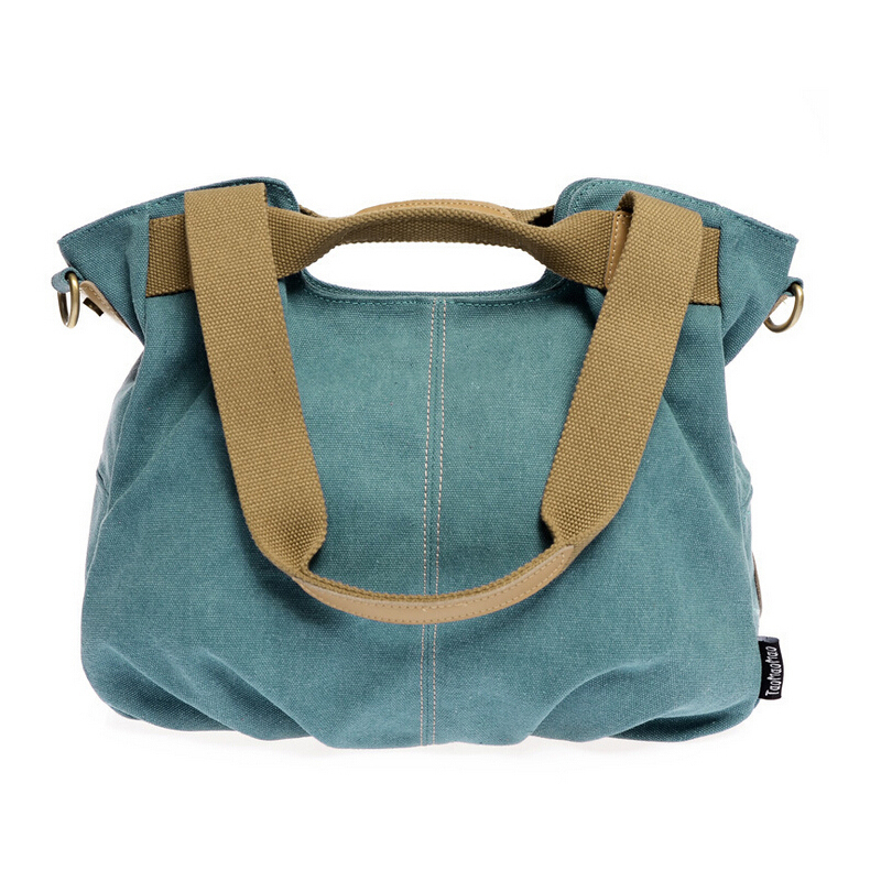 Women Bag Denim Blue Canvas Handbag Tote Bag Large Hobos Designer Crossbody Shoulder Bag Vintage Messenger Bags For Women Bolsa aelicy fashion women girls canvas shopping handbag shoulder tote shopper crossbody bags for women messenger bag bolsas feminina