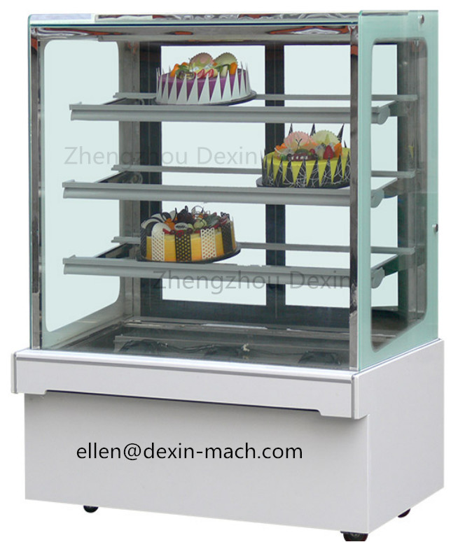 Cheap Fob Price Display Cake Pastry Cabinet Fridge Pastry