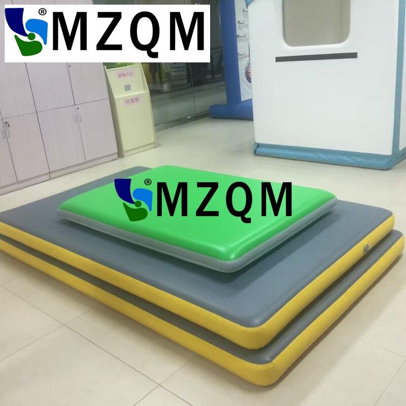 MZ livraison rapide gonflable Air piste tapis à vendre prix usine chine Trampoline gonflable Air dégringolade piste gonflable Gym tapis