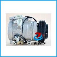 10S17C Auto a/c compressor para Toyota Hiace Land Cruiser 883100K270 8831025220 883102F020 447170-9510 447220-4070 447220-4240