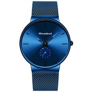 Image 2 - Readeel שעון גברים אופנה ספורט קוורץ שעון שעון Mens שעונים יוקרה מקרית מלא פלדה עמיד למים שעוני יד Relogio Masculino