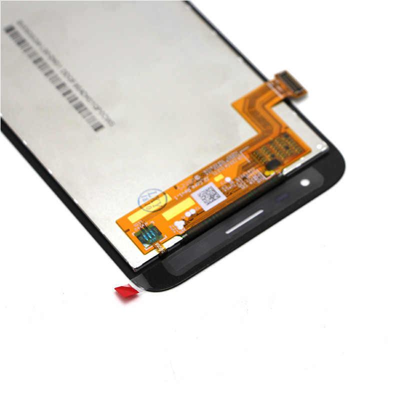 100% اختبار ل samsung غالاكسي J2 النواة J260 شاشة الكريستال السائل شاشة مجموعة المحولات الرقمية لشاشة تعمل بلمس استبدال ل samsung J260 lcd
