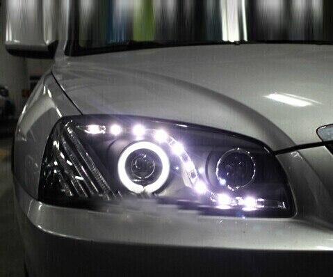 HID, 2004 ~ 2010, style de voiture, phare Elantra, Solaris, accent, Elantra, Genesis, i10, i20, santa fe, lantra; phare Elantra - 5