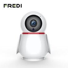 FREDI Home Security Auto Tracking Camera 1080P Wireless WiFi CCTV IR Night Vision Baby Monitor Surveillance