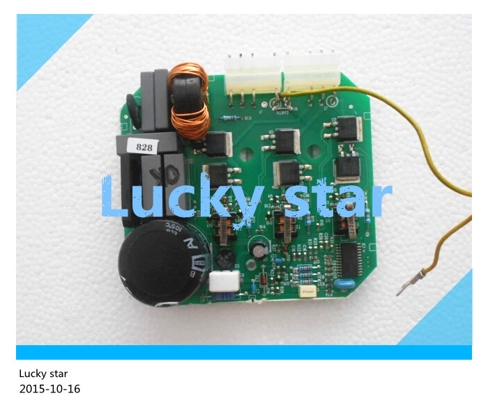 95% new for Electrolux refrigerator computer board circuit board BCD-253ULTRA 223RSD 356066303 Frequency conversion board 95% new used for refrigerator computer board h001cu002
