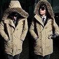 Woll Fur Men Thick Down Coat Winter Jacket Men Brand Clothing Parkas Jackets Napapijri Roupas Feminina Mens Down Jackets Coats