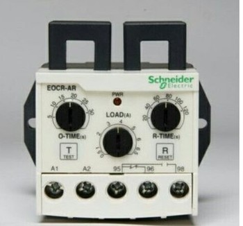 Original product Schneider Motor Protector EOCR-AR