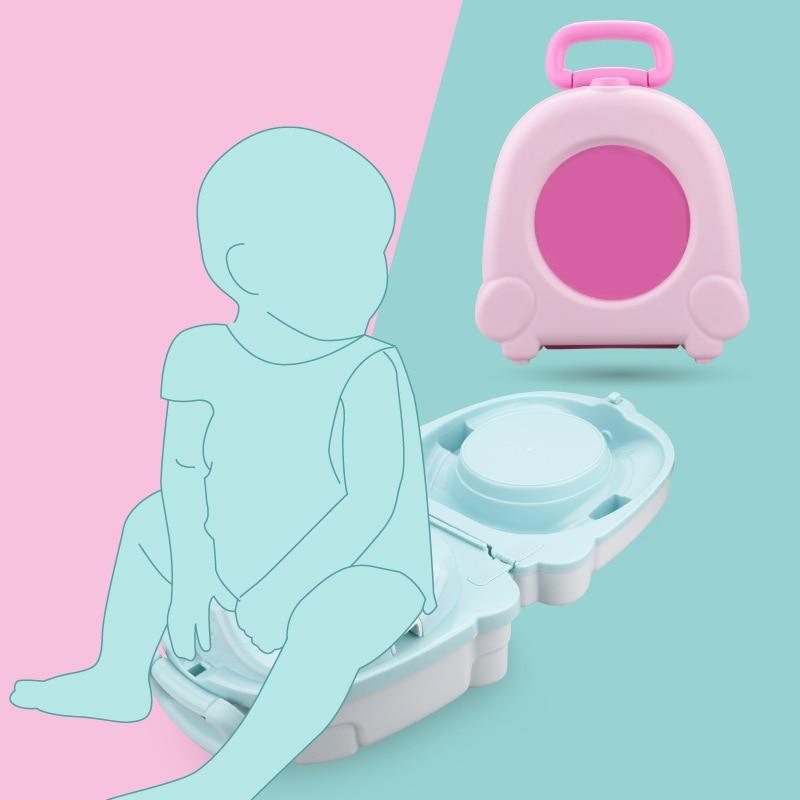 Töpfchen Babypflege Aggressiv Baby Töpfchen Wc Schüssel Nette Cartoon Ausbildung Pan Wc Sitz Kinder Bettpfanne Tragbare Urinal Komfortable Rückenlehne Topf Profitieren Sie Klein