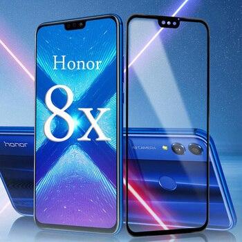 Перейти на Алиэкспресс и купить Ударопрочное закаленное стекло для HUAWEI Honor 8X, Защитная пленка для экрана Huawei Honor 9X 20 Pro, стекло для Honor 9A 30 30S