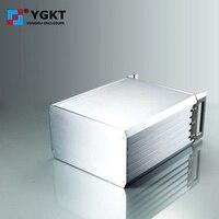 445*133,5 300 мм (ШхВхГ) 3u алюминиевый корпус электрического металла распределительная коробка pcb экструзии алюминия корпус экструзии